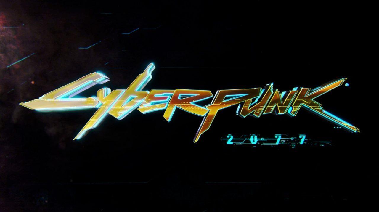 logo del famoso videogame 'Cyberpunk 2077'