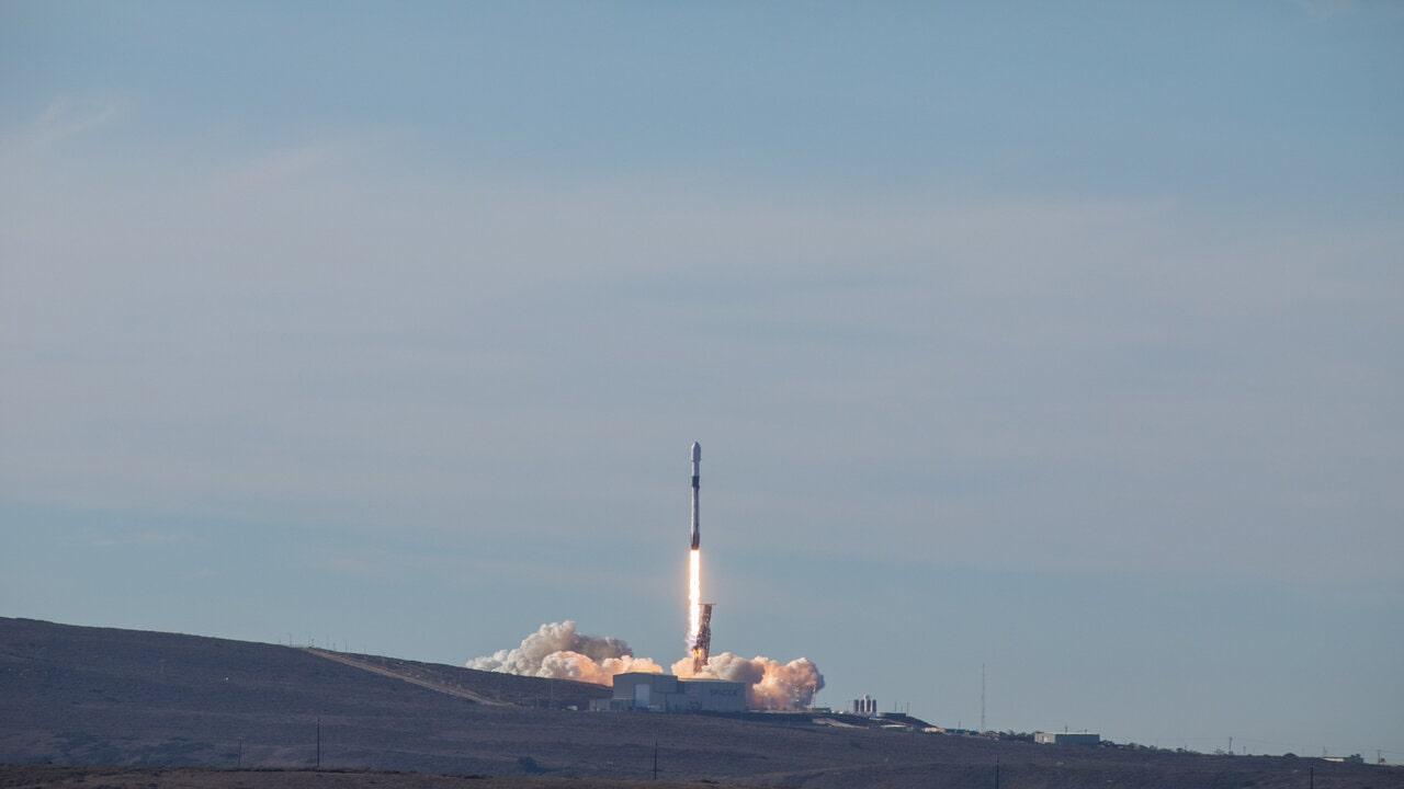 il lancio del satellite Sentinel 6