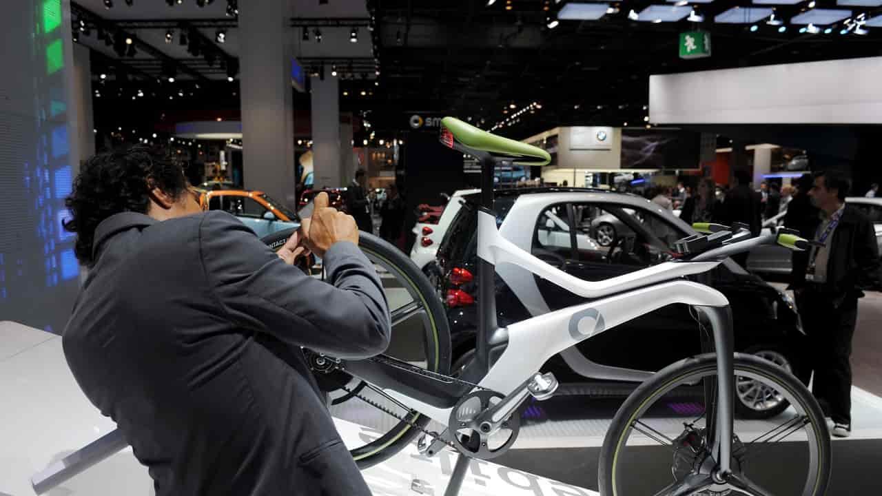 manubrio e-bike
