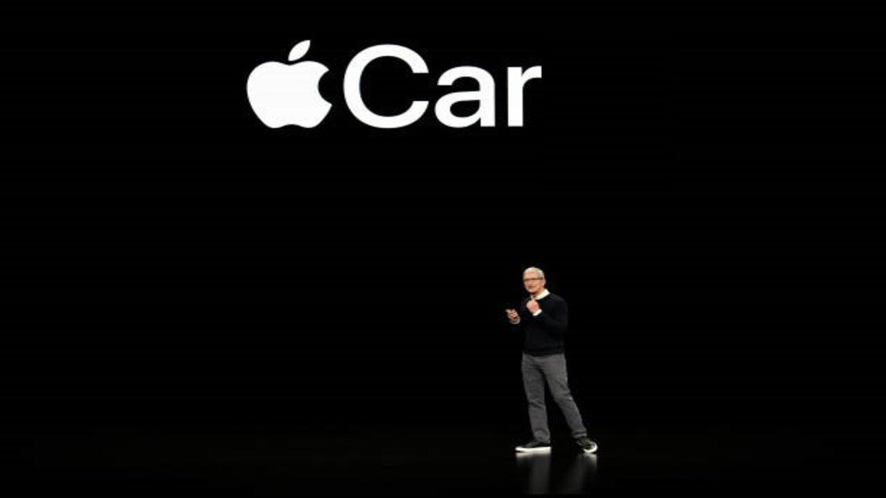 apple automobile