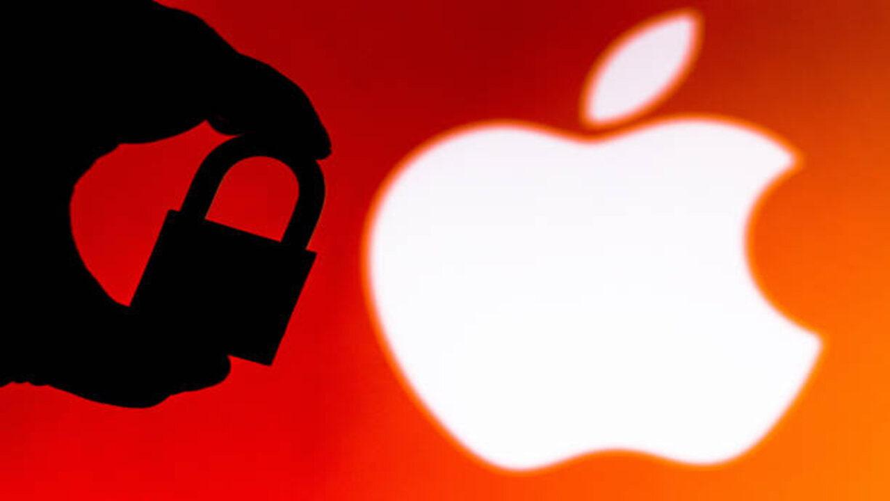 apple etichetta