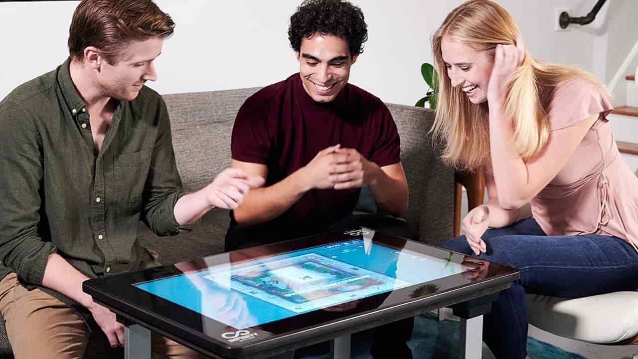 tavolo touch screen