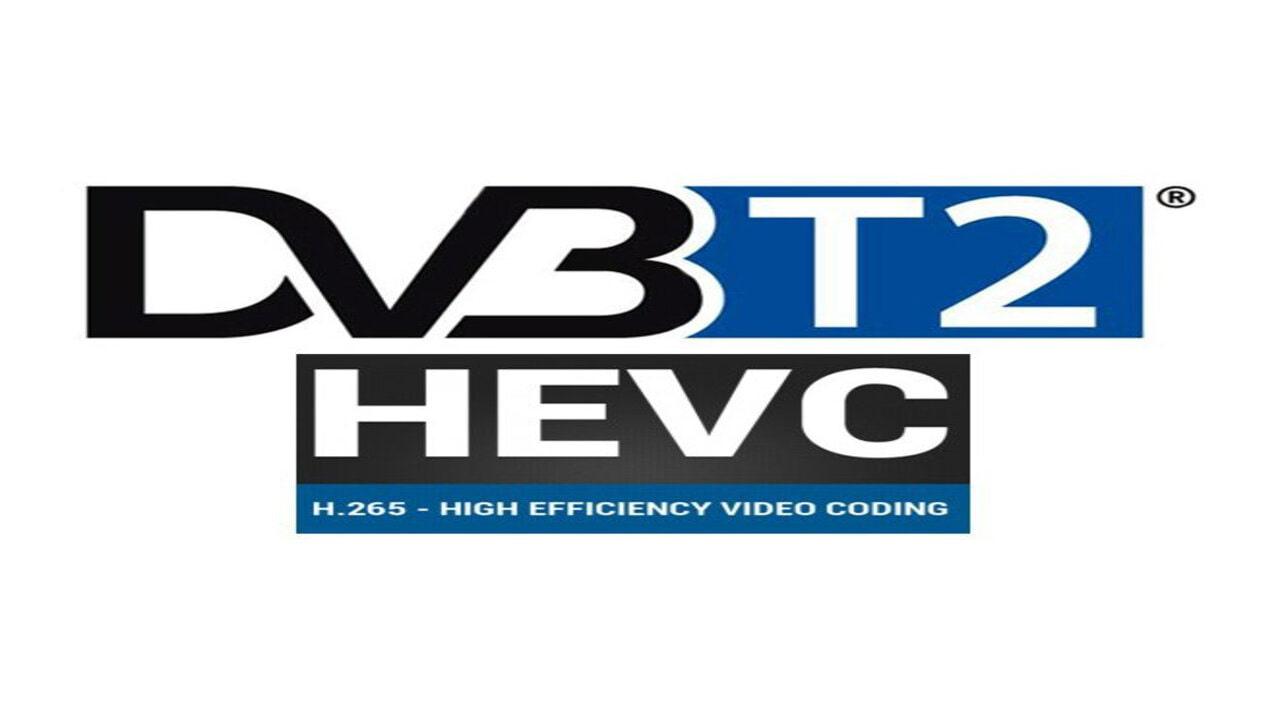 dvb-t2 hevc