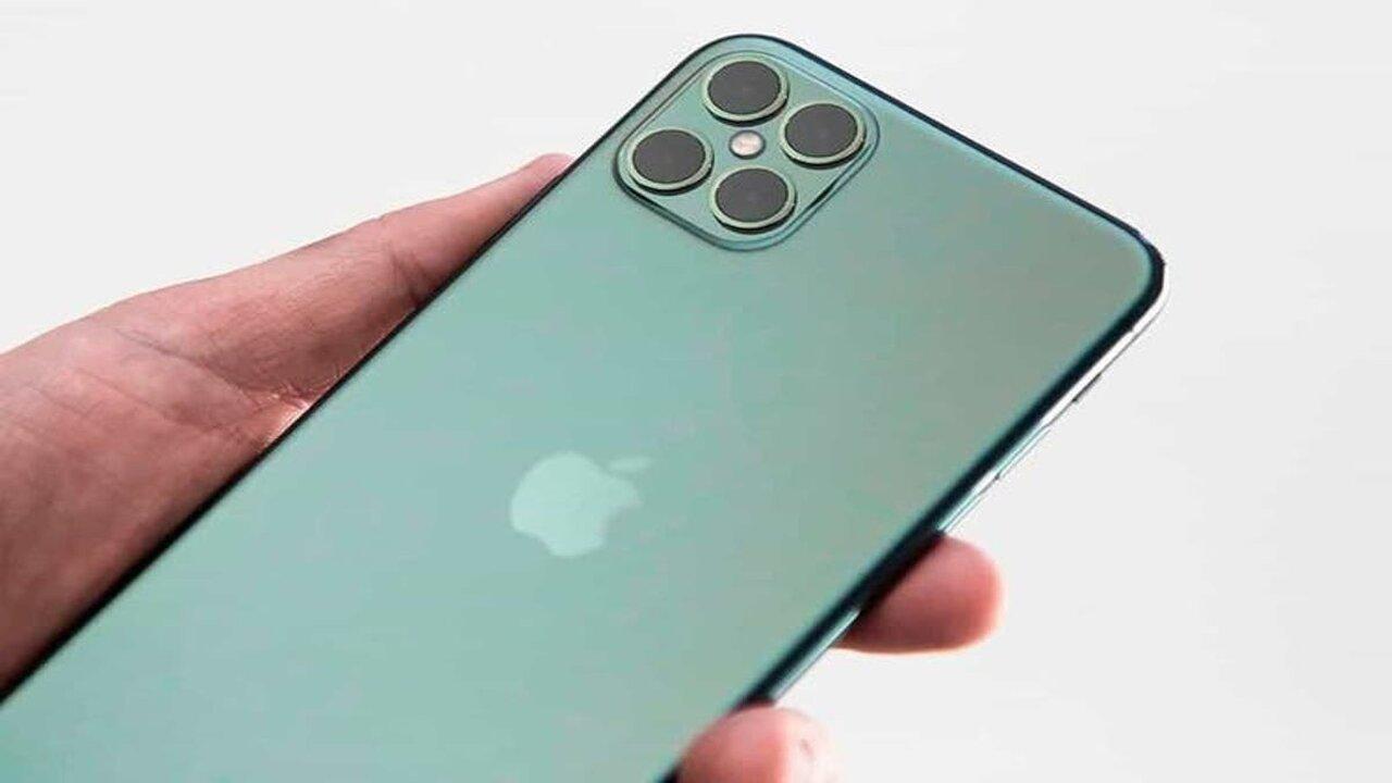iphone 13 camera di vapore