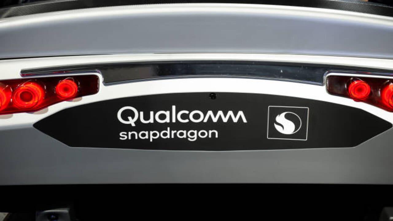qualcomm auto snapdragon