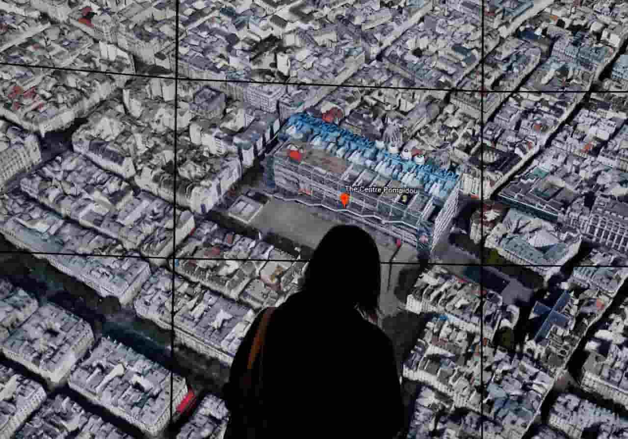 Google Maps e i nuovi impressionanti dettagli nelle città