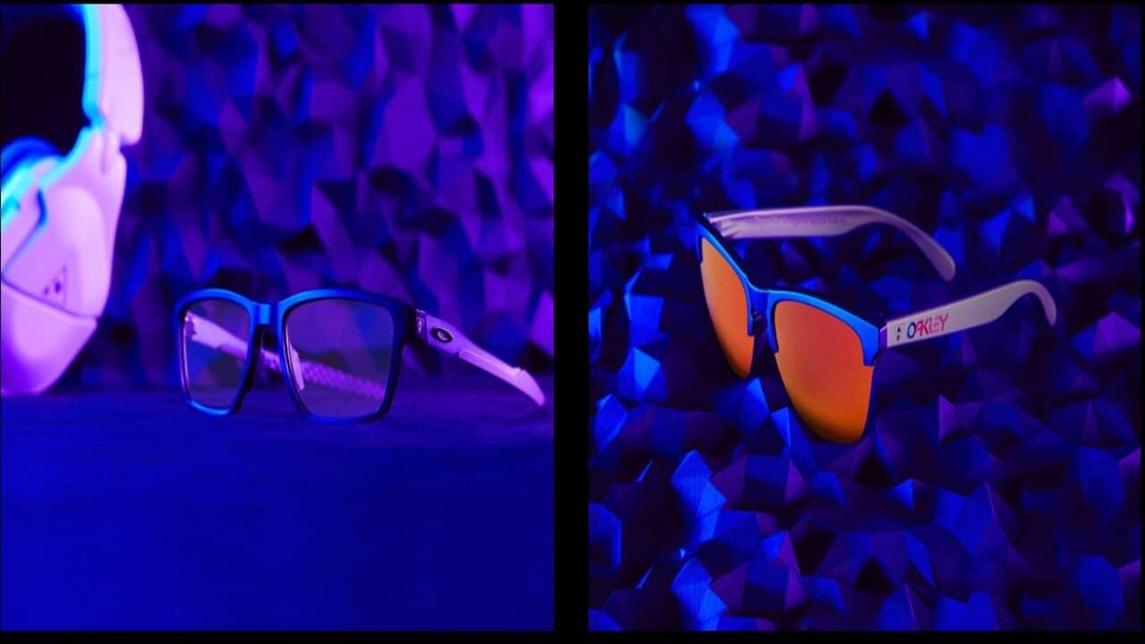 oakley occhiali gaming