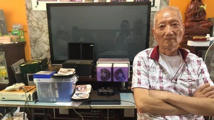 gamer 86 anni