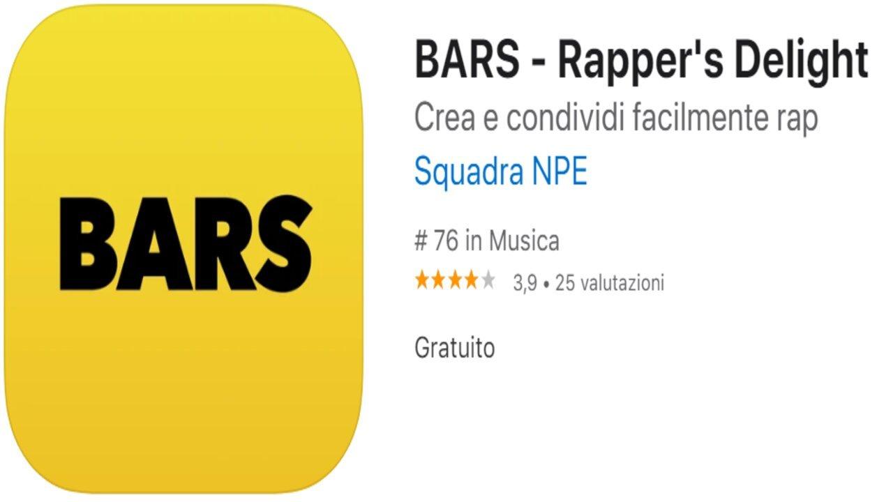bars app facebook