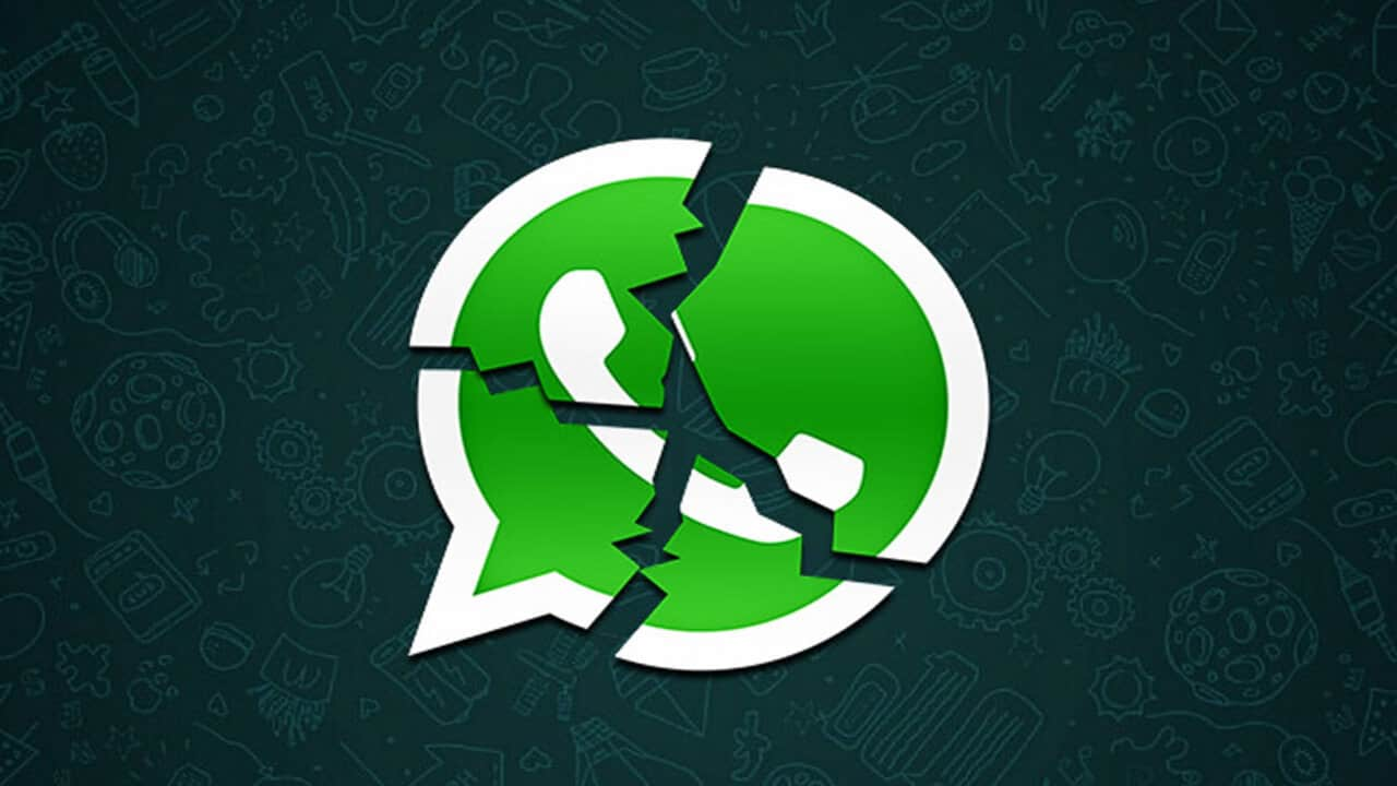 whatsapp utente bannato