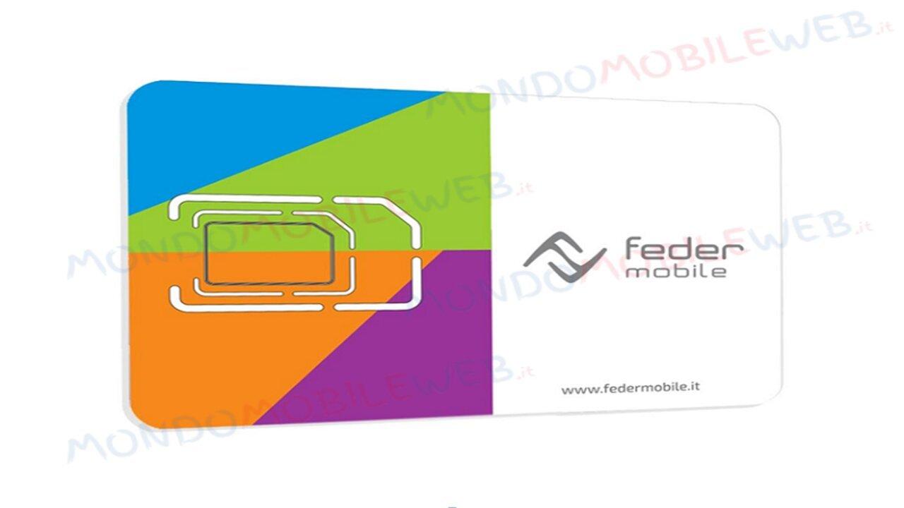 feder mobile operatore virtuale