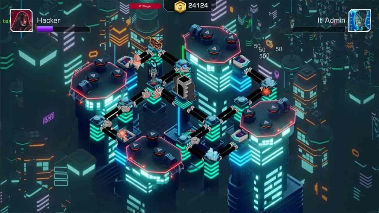 hacker field videogioco