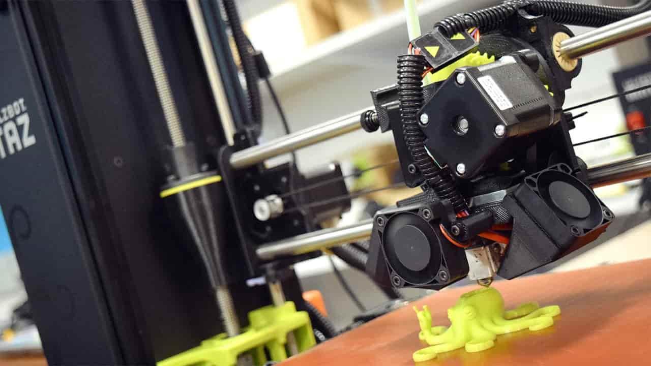 stampanti 3d armi