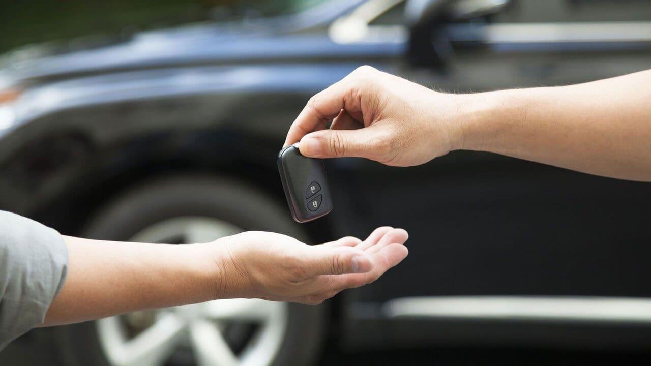 furti di auto smart key