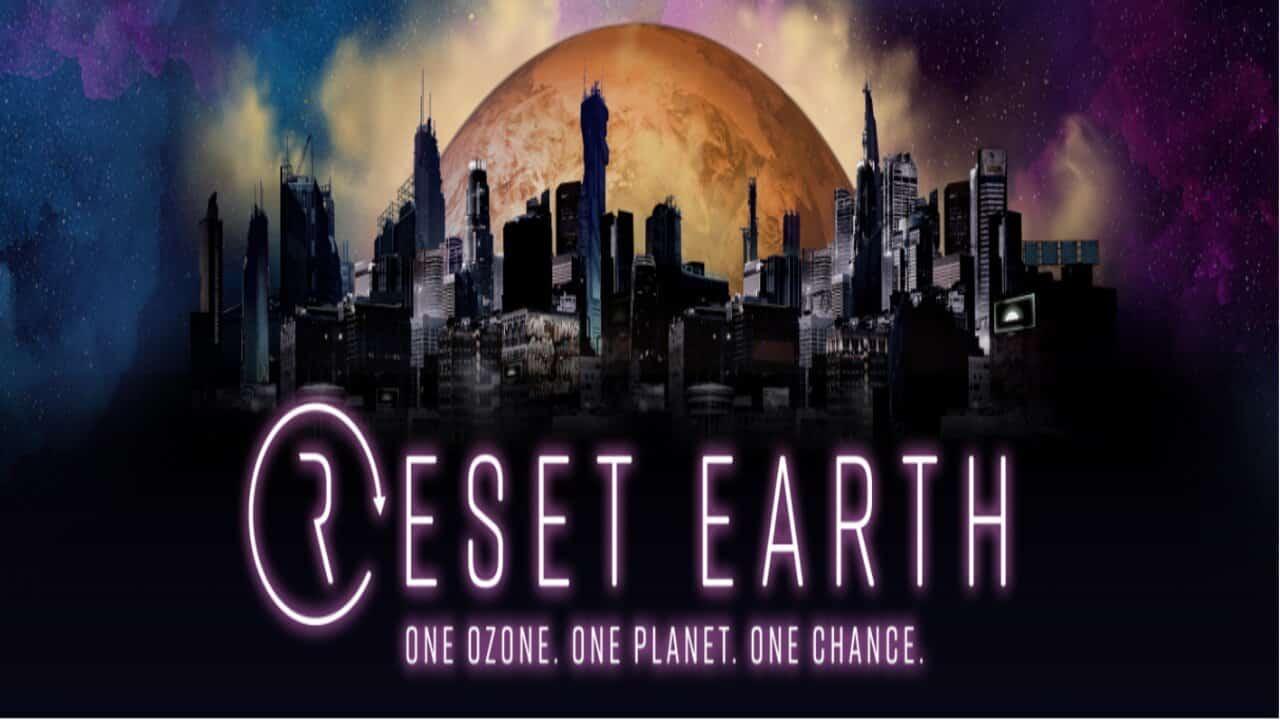 reset earth videogioco