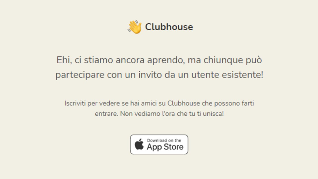 clubhouse finta app android