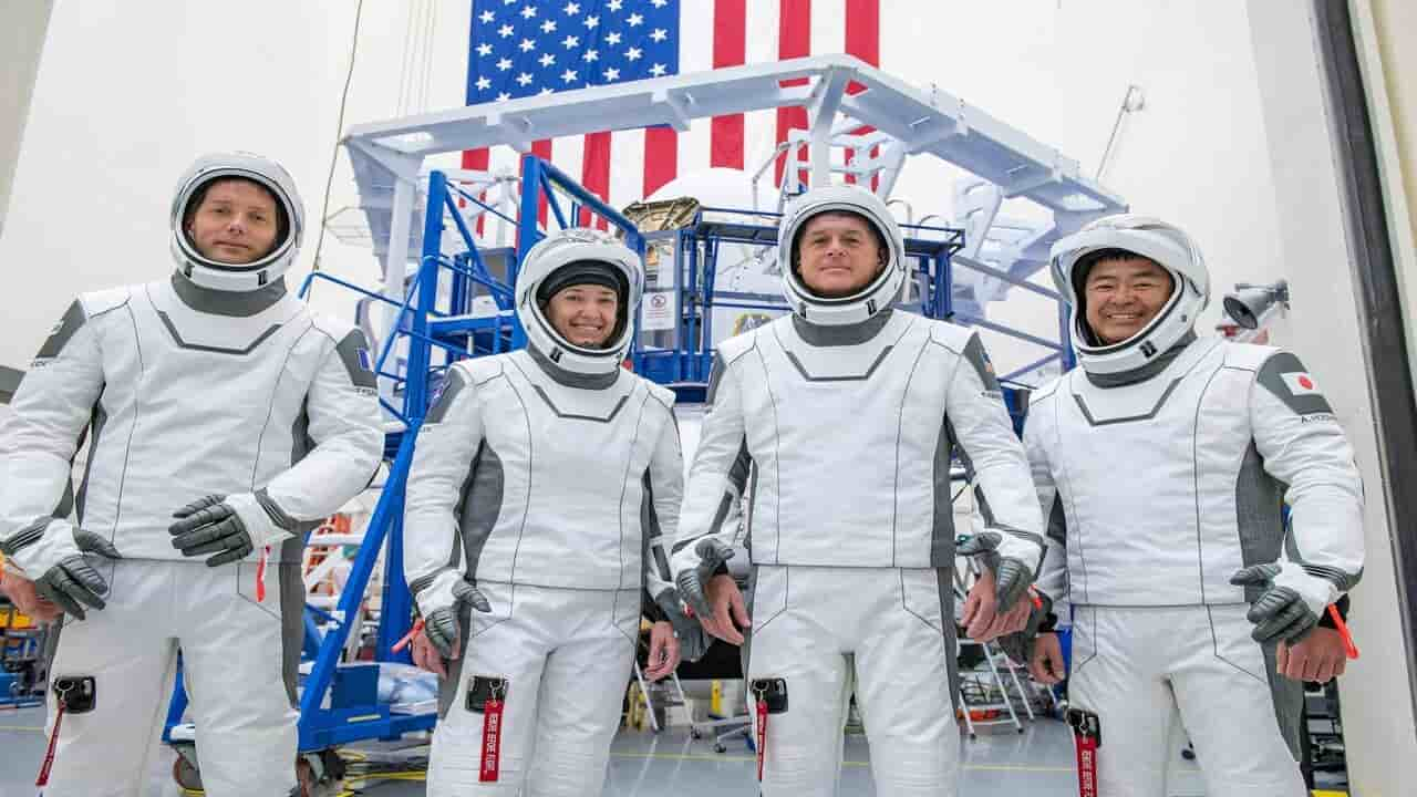 missione crew-2 spacex