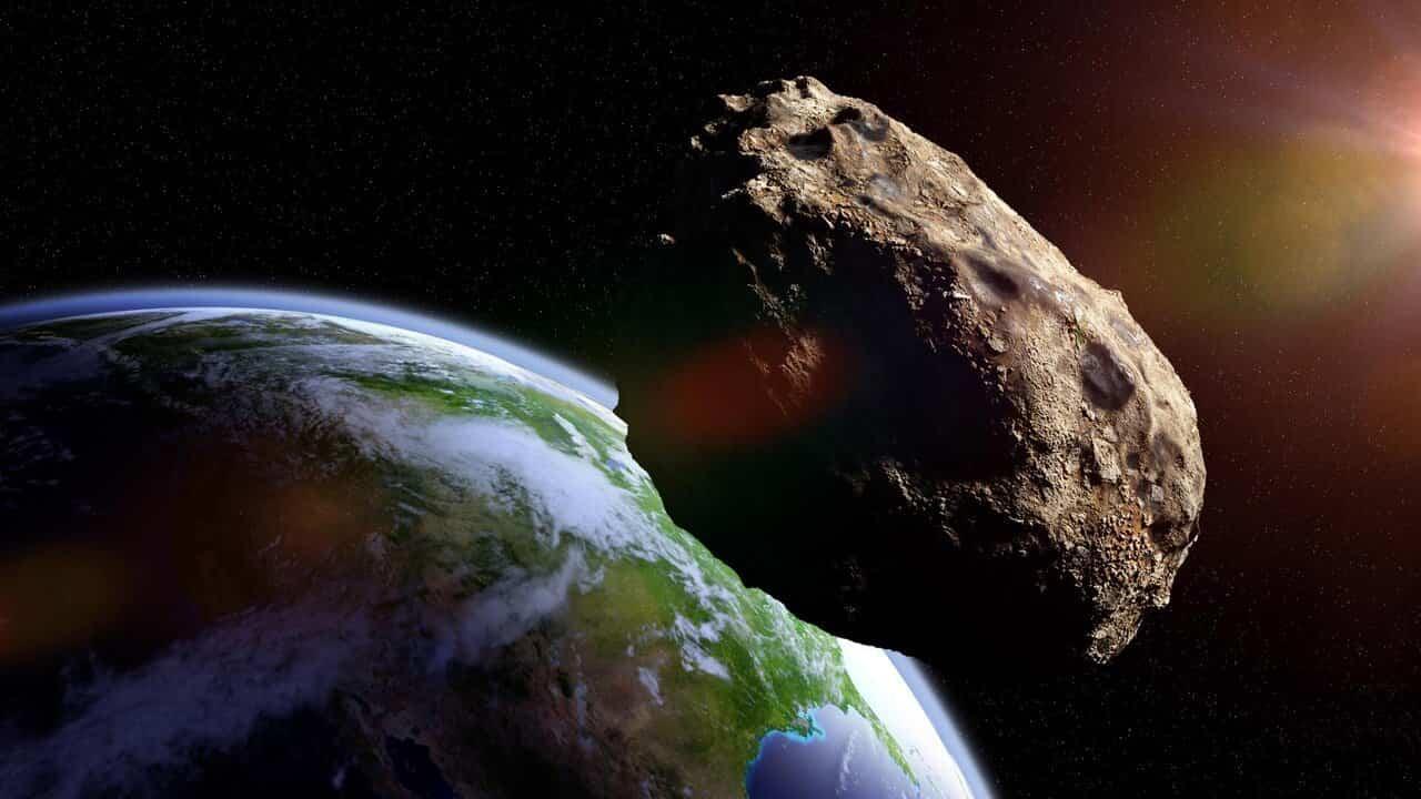 asteroide 2021 gw4