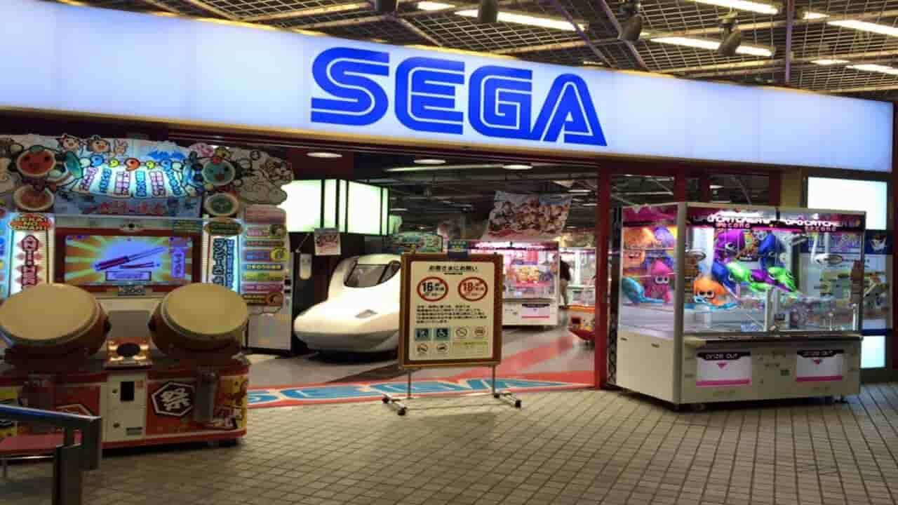sega divisione arcade