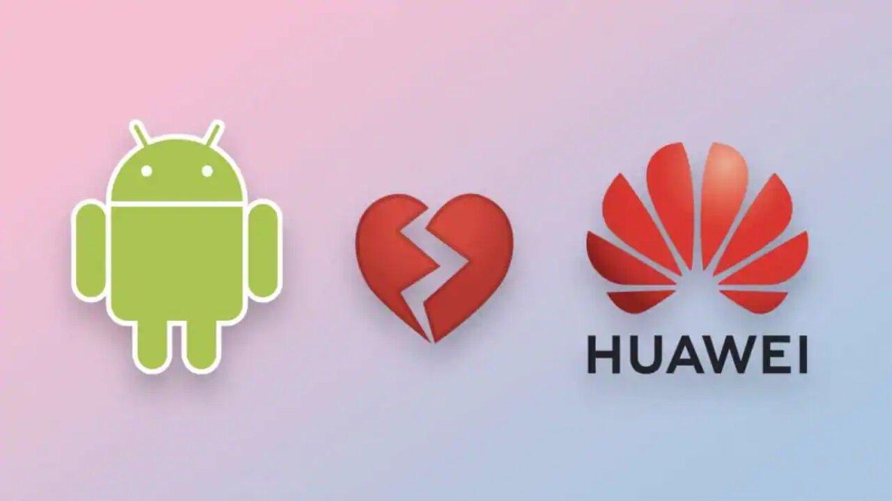 harmonyos huawei android