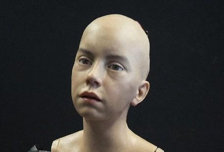 robot ragazzo 12 anni