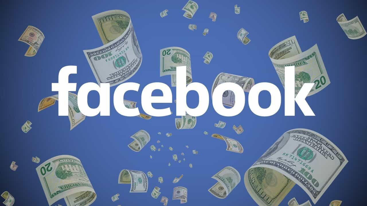 facebook 13 euro al mese