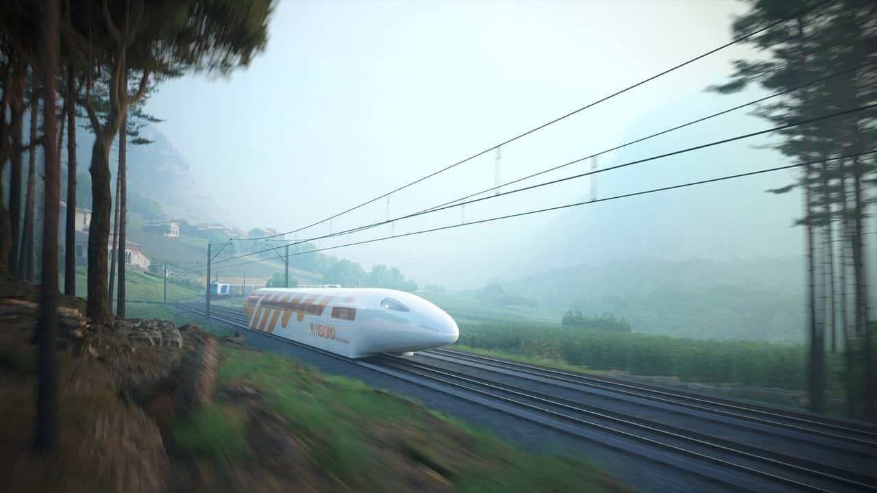treni levitazione magnetica magrail