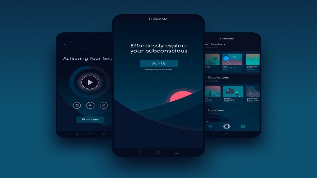 lumenate app trip psichedelici
