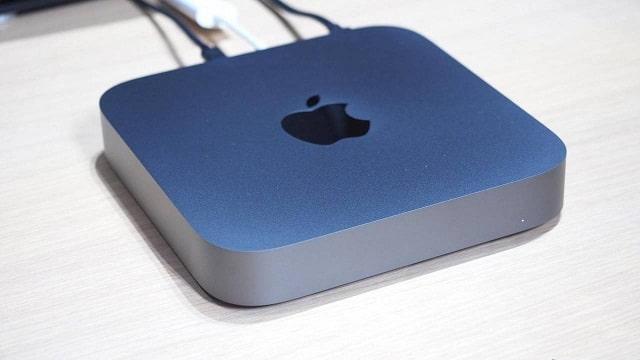 nuovi macbook pro mac mini