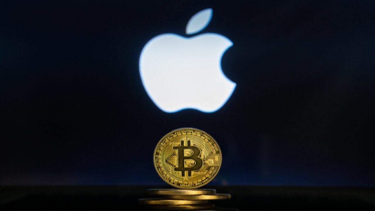 apple pagamenti criptovaluta