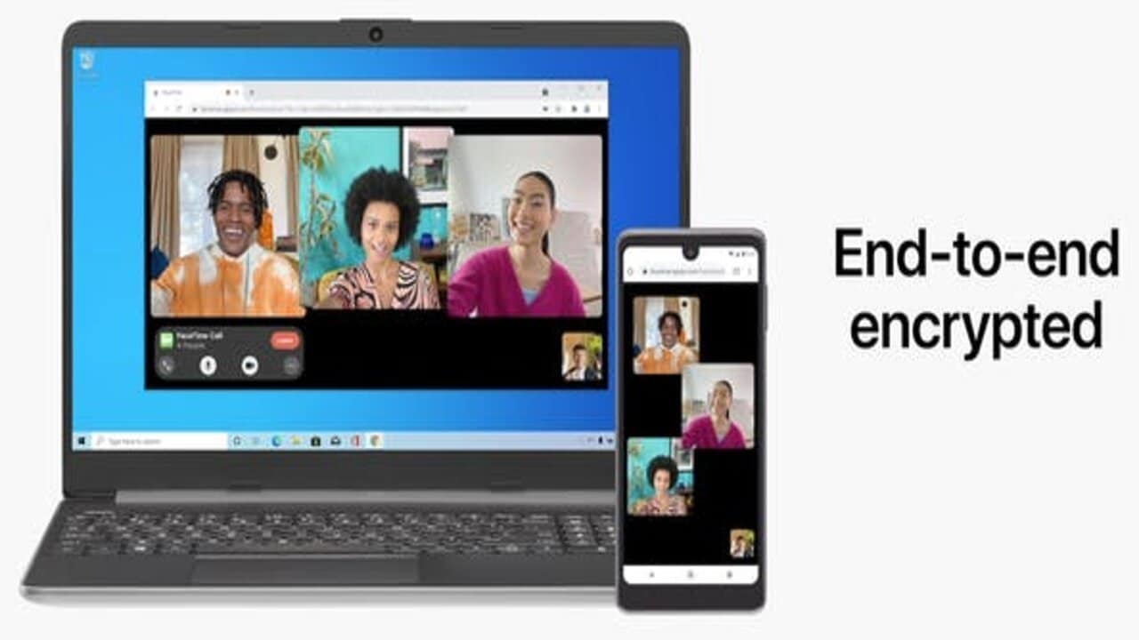 facetime android windows