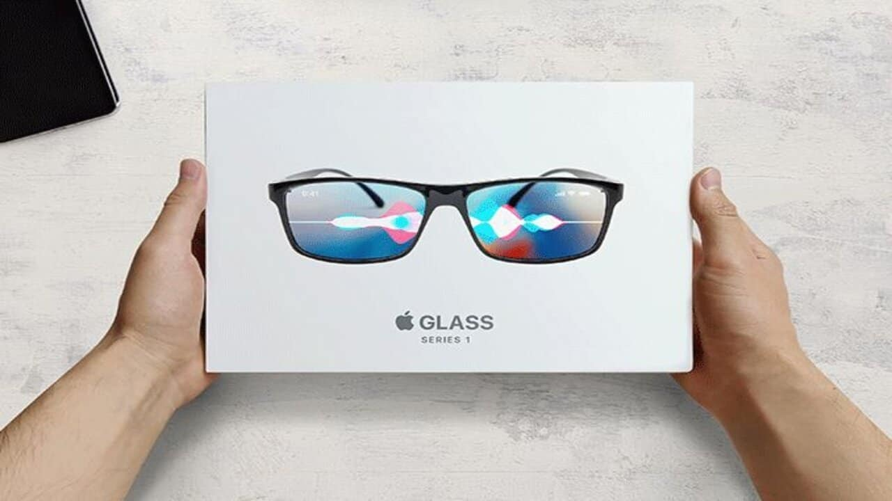 occhiali ar