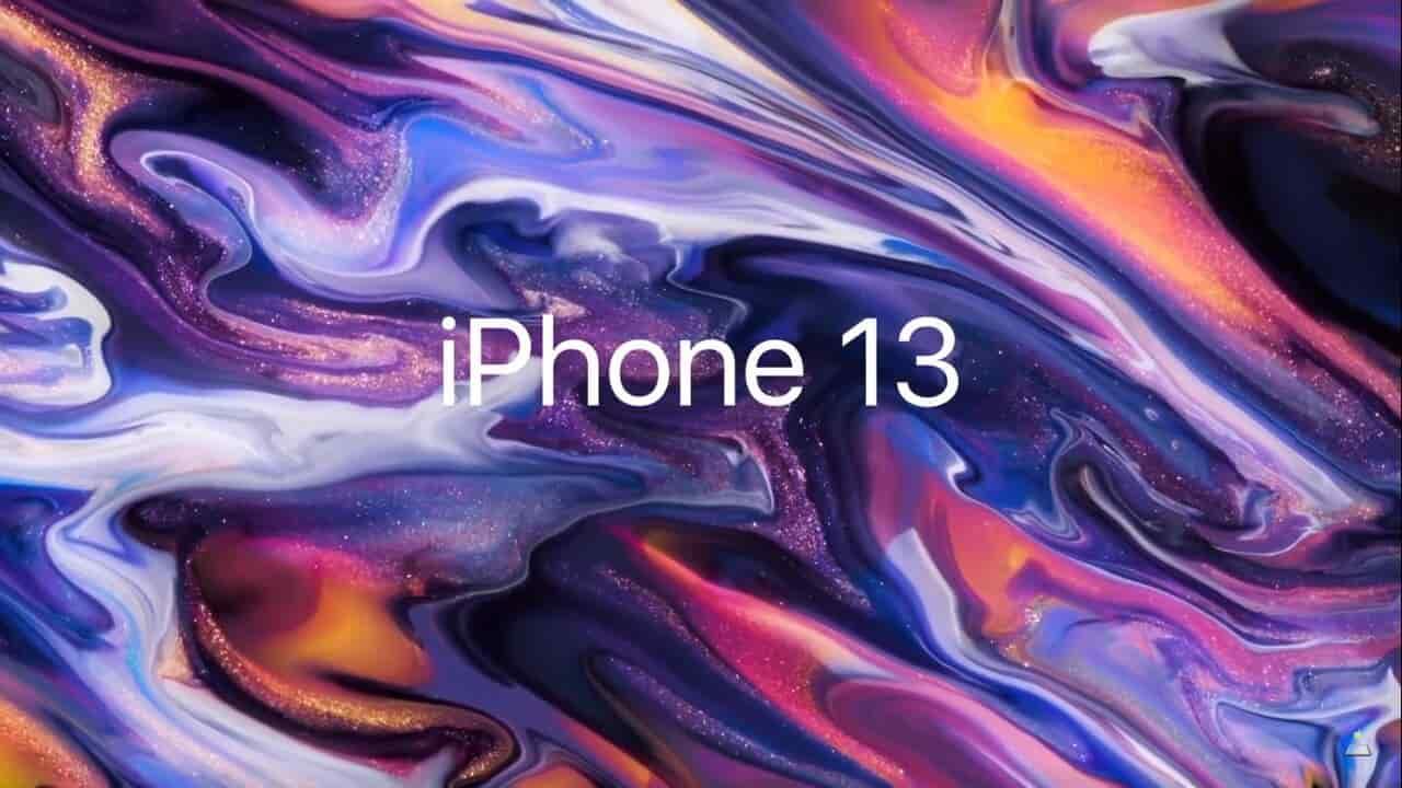iphone 13 rendering video