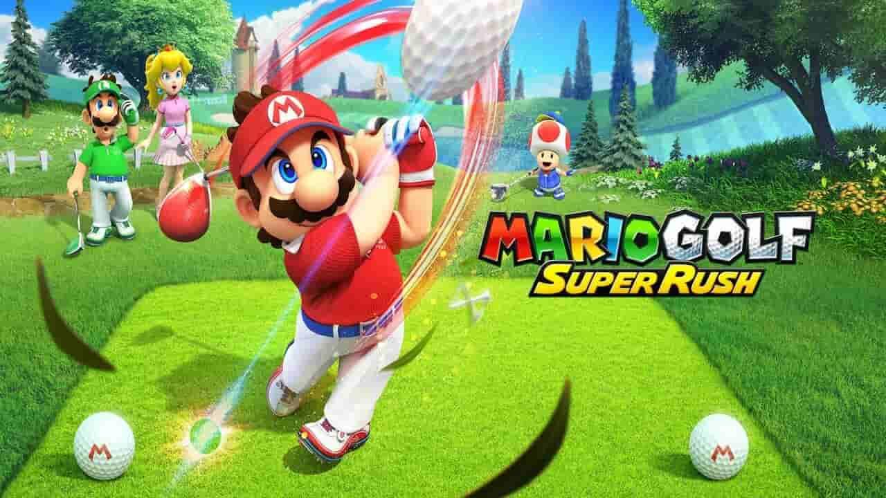 mario golf super rush 1€