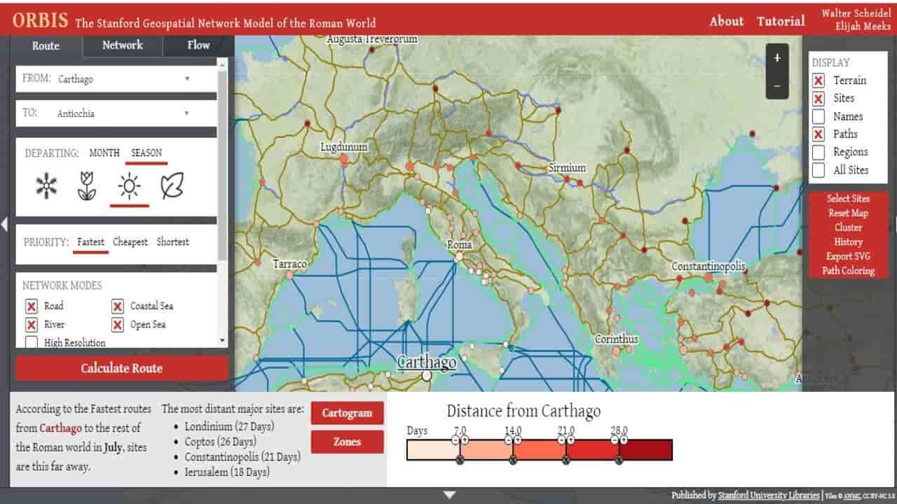 orbis impero romano