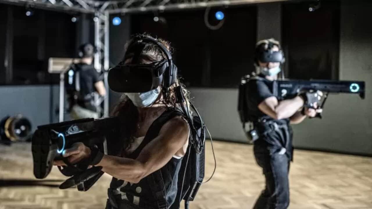 zero latency realtà virtuale