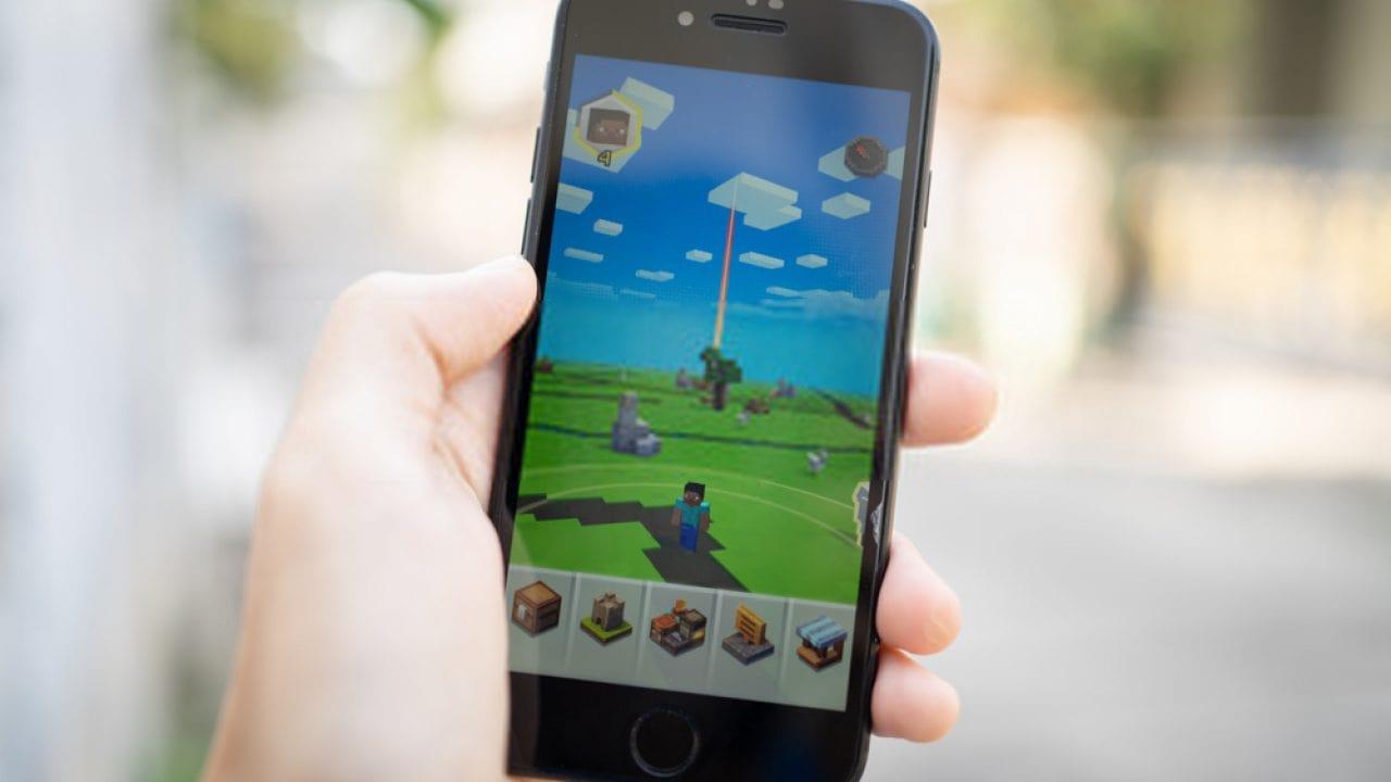 videogiochi mobile bambino