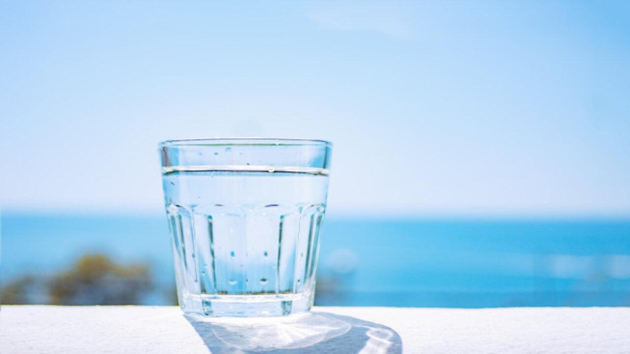 acqua dolce mare