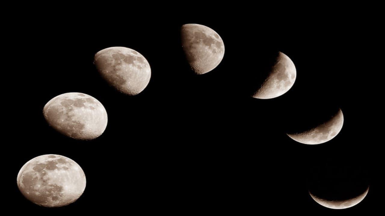 luglio fasi lunari