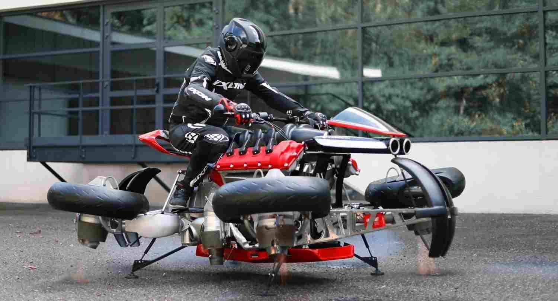 LMV 96, un po' moto un po' aereo - MeteoWeek.com