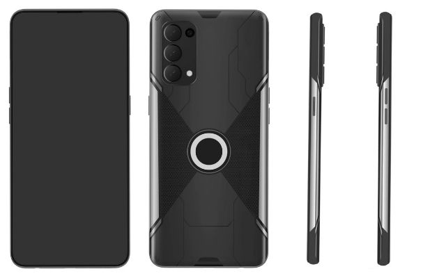 oppo smartphone gaming