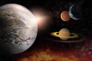 Giove, il gigante gassoso insieme a a Saturno, Urano e Nettuno - MeteoWeek.com