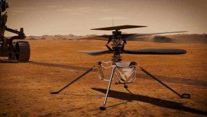 Ingenuity, sono già nove i voli su Marte MeteoWeek.com