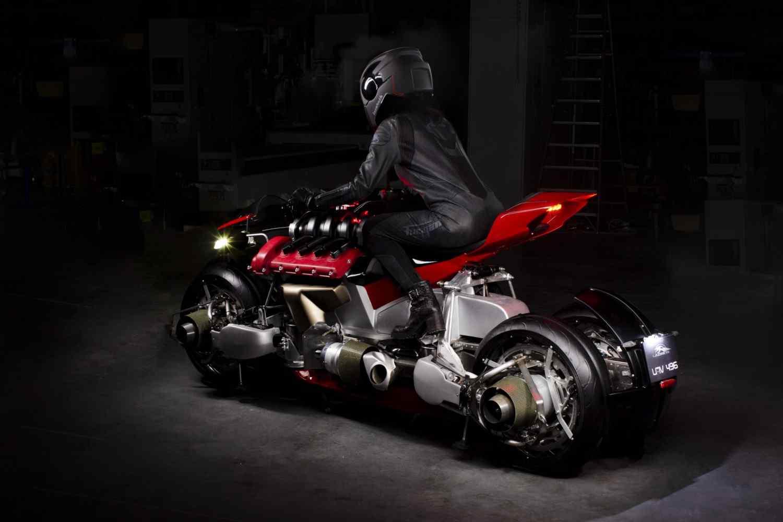 Moto volante, ideata dai francesi: solo 5 gli esemplari - MeteoWeek.com