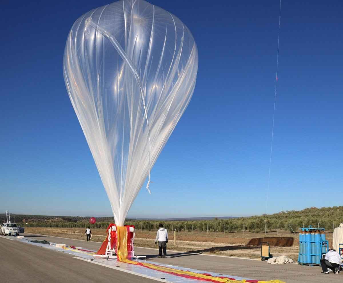 Turismo spaziale, spuntano le mongolfiere come alternativa ai razzi - MeteoWeek.com