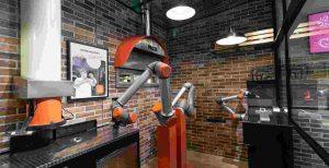 Pazziria, una pizzeria parigina completamente gestita da robot - MeteoWeek.com