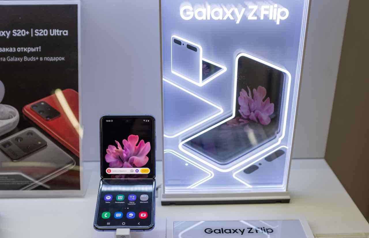 Samsung Galaxy Z Flip, l'11 agosto è arrivato - MeteoWeek.com