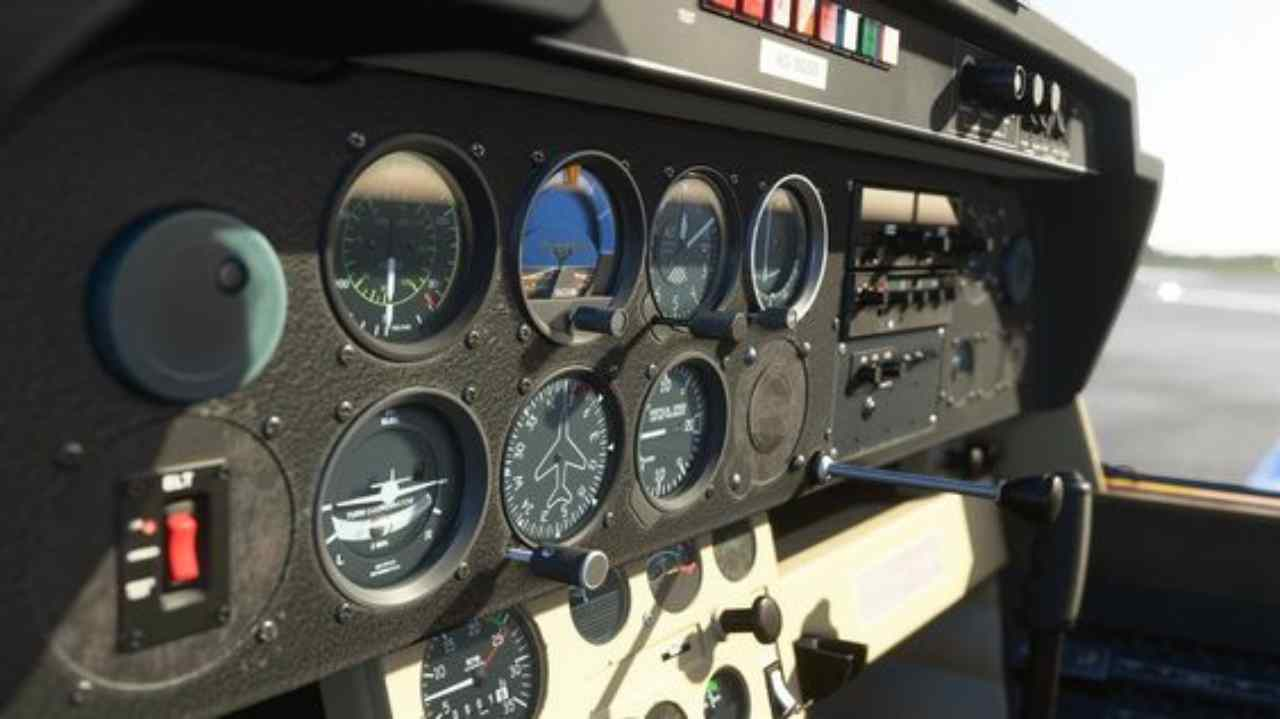 Sbalorditivo Microsoft Flight Simulator, la simulazione arriva nello Spazio