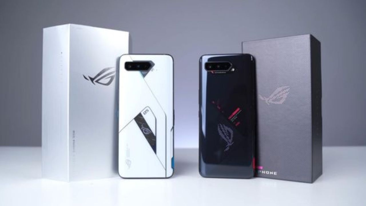 Siete dei gamer? Questo smartphone firmato ASUS è quello che vi serve!