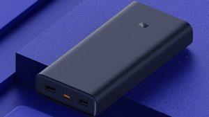 Xiaomi, Mi HyperSonic Power Bank - MeteoWeek.com